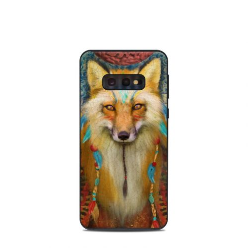 Wise Fox Samsung Galaxy S10e Skin