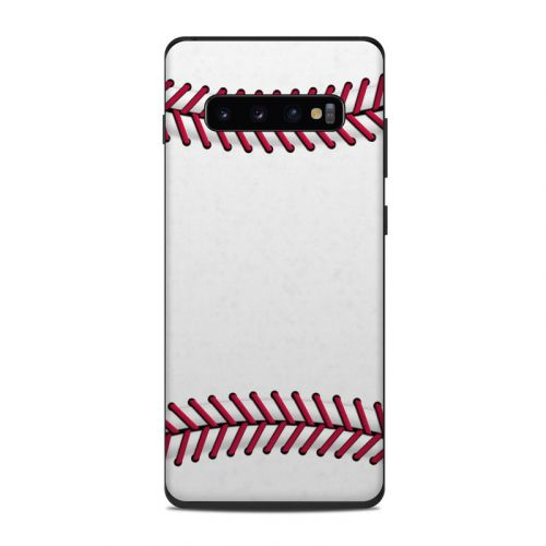 Baseball Samsung Galaxy S10 Plus Skin