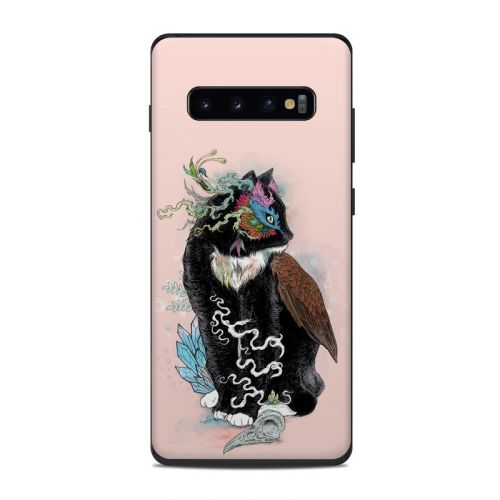 Black Magic Samsung Galaxy S10 Plus Skin
