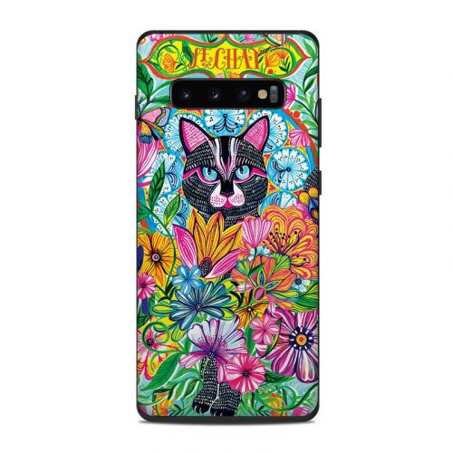 Le Chat Samsung Galaxy S10 Plus Skin