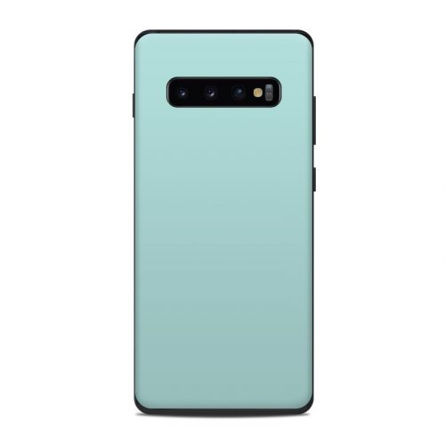 Solid State Mint Samsung Galaxy S10 Plus Skin