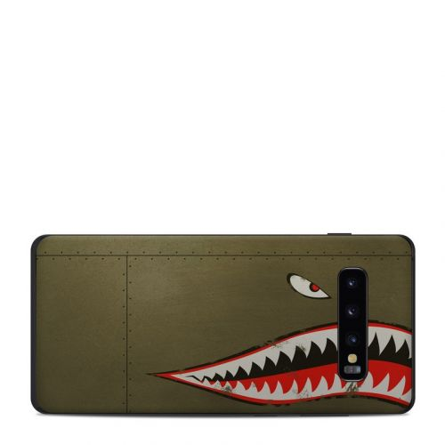 USAF Shark Samsung Galaxy S10 Plus Skin