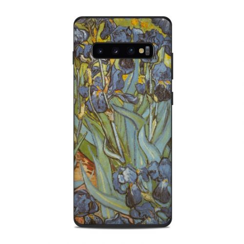 Irises Samsung Galaxy S10 Plus Skin