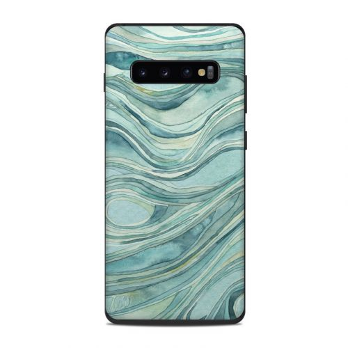 Waves Samsung Galaxy S10 Plus Skin