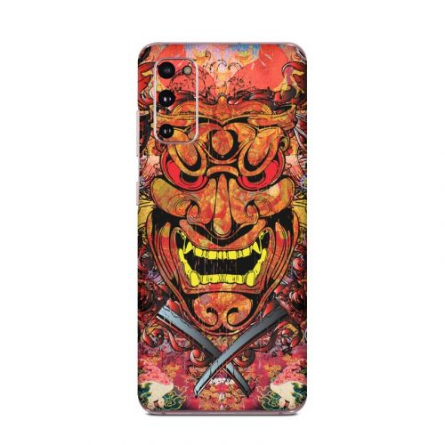 Asian Crest Samsung Galaxy S20 5G Skin