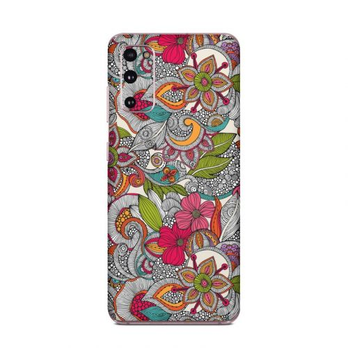 Doodles Color Samsung Galaxy S20 5G Skin