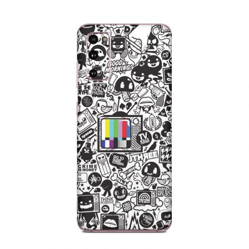 TV Kills Everything Samsung Galaxy S20 5G Skin
