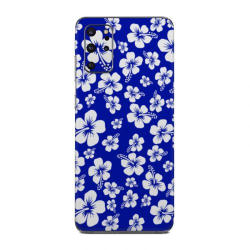 Aloha Blue Samsung Galaxy S20 Plus 5G Skin