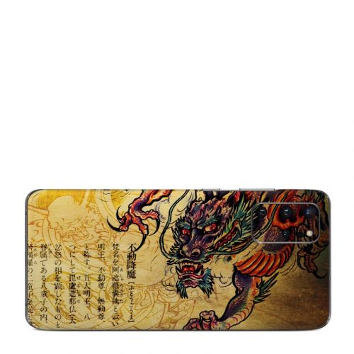 Dragon Legend Samsung Galaxy S20 Plus 5G Skin