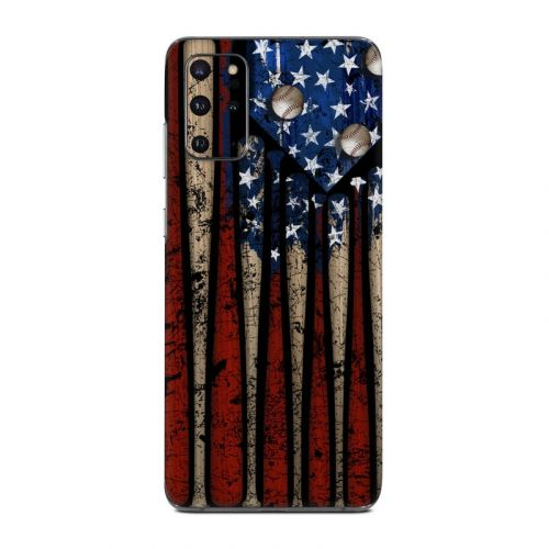 Old Glory Samsung Galaxy S20 Plus 5G Skin