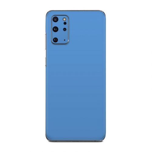 Solid State Blue Samsung Galaxy S20 Plus 5G Skin