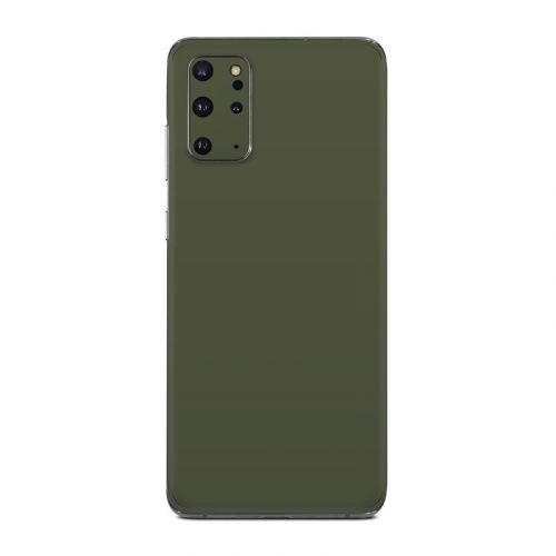 Solid State Olive Drab Samsung Galaxy S20 Plus 5G Skin