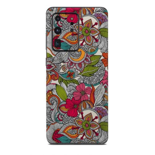 Doodles Color Samsung Galaxy S20 Ultra Skin