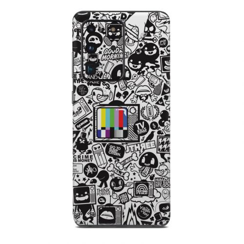 TV Kills Everything Samsung Galaxy S20 Ultra Skin