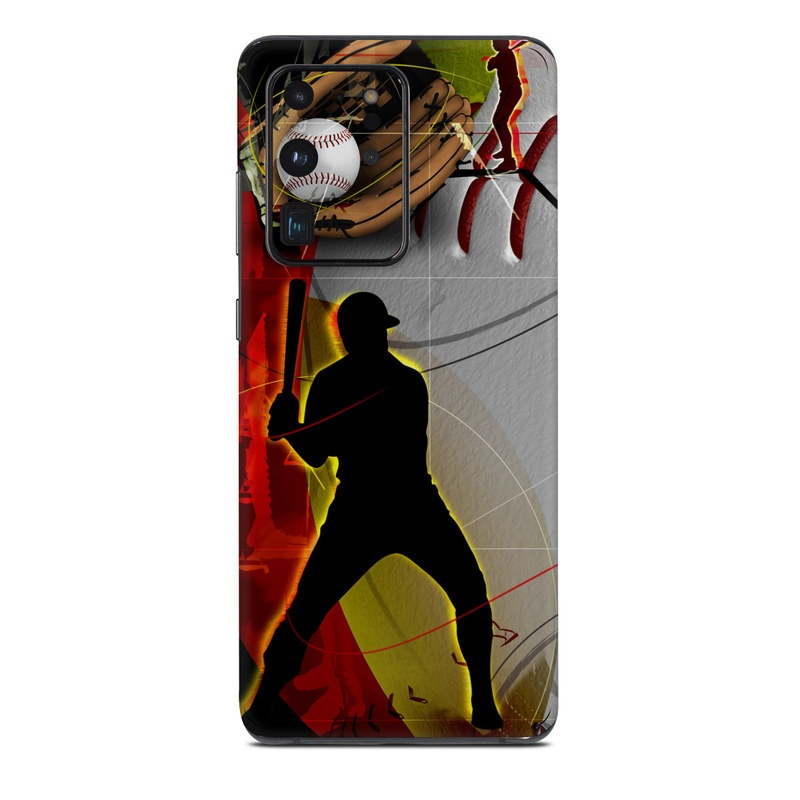 Samsung Galaxy S20 Ultra Skin design of Basketball, Streetball, Graphic design, Basketball player, Team sport, Slam dunk, Animation, Basketball moves, Illustration, Ball game with gray, black, red, white, green, pink colors