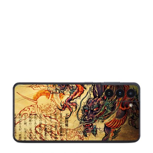 Dragon Legend Samsung Galaxy S21 Skin