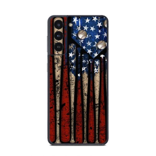 Old Glory Samsung Galaxy S21 Skin