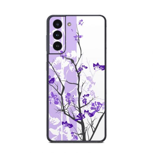 Violet Tranquility Samsung Galaxy S21 Skin