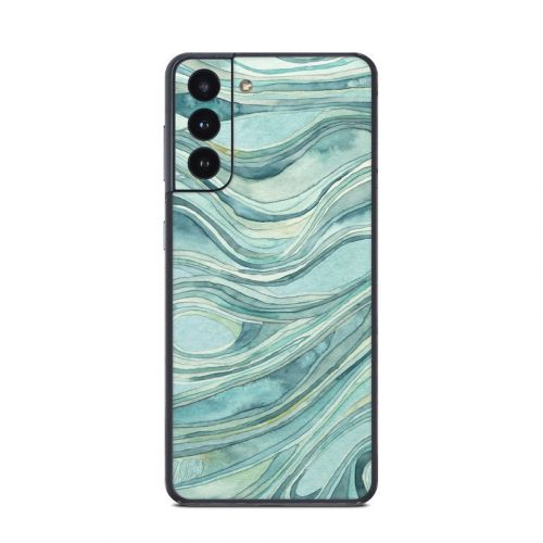 Waves Samsung Galaxy S21 Skin