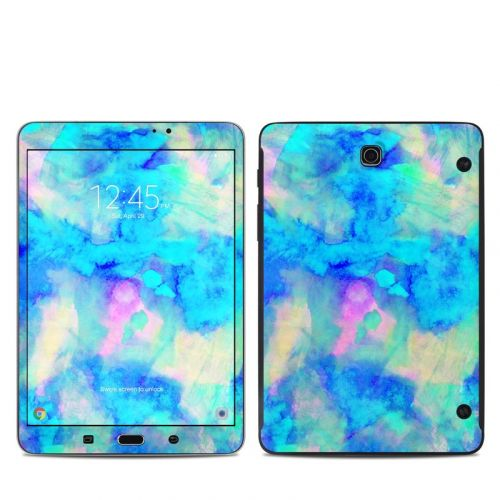 Electrify Ice Blue Samsung Galaxy Tab S2 8.0 Skin