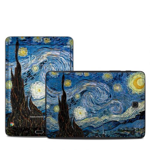 Starry Night Samsung Galaxy Tab S2 8.0 Skin