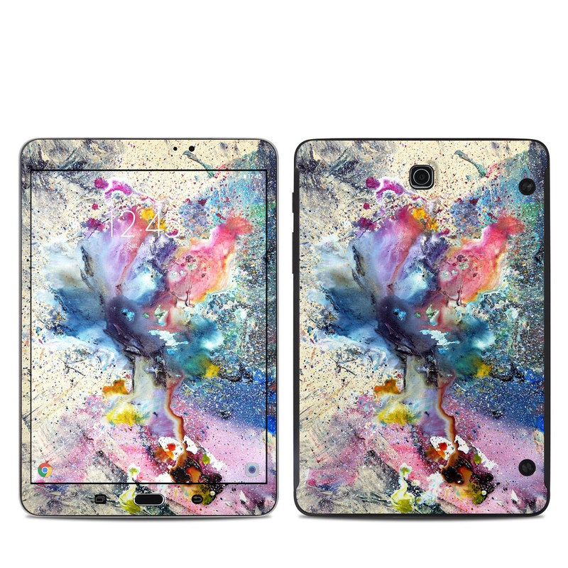 Cosmic Flower Samsung Galaxy Tab S2 8.0 Skin