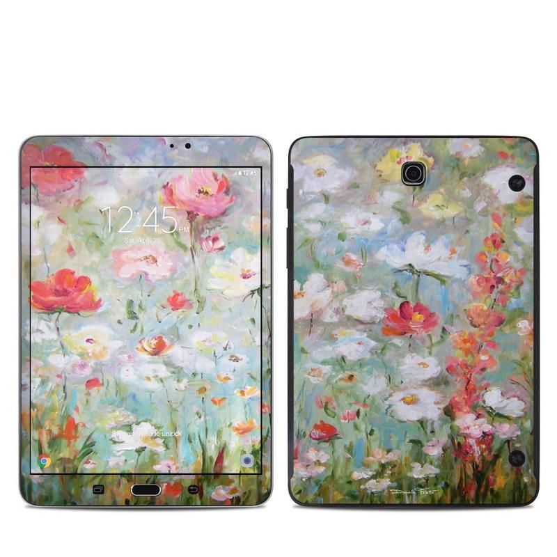 Flower Blooms Samsung Galaxy Tab S2 8.0 Skin