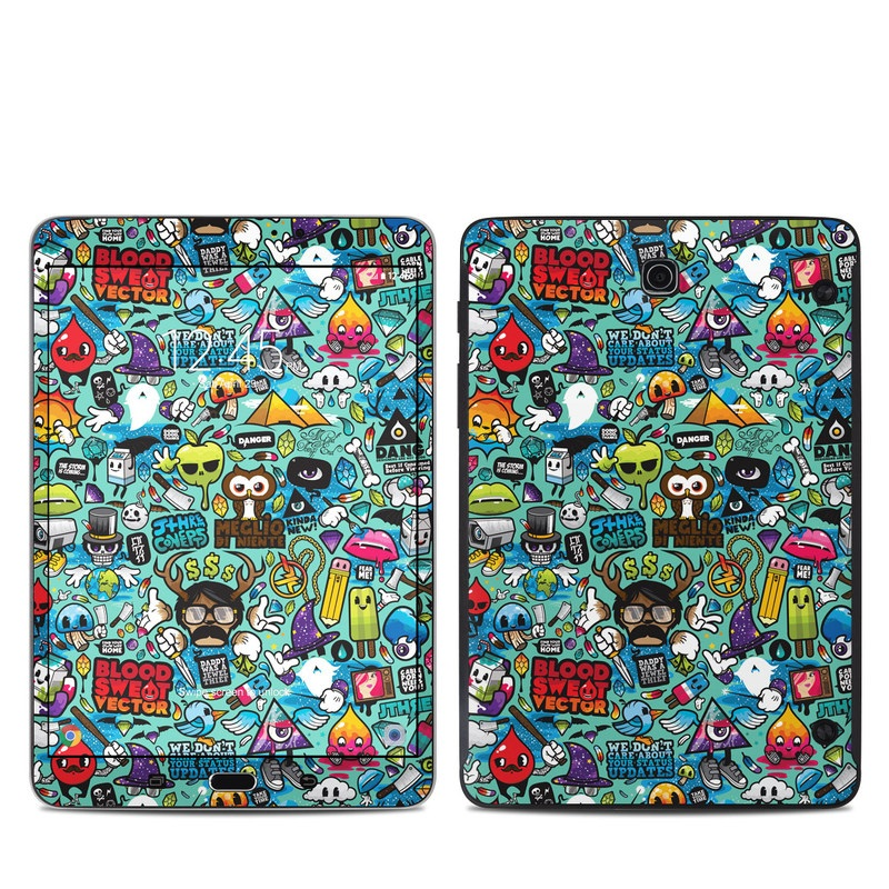 Jewel Thief Samsung Galaxy Tab S2 8.0 Skin