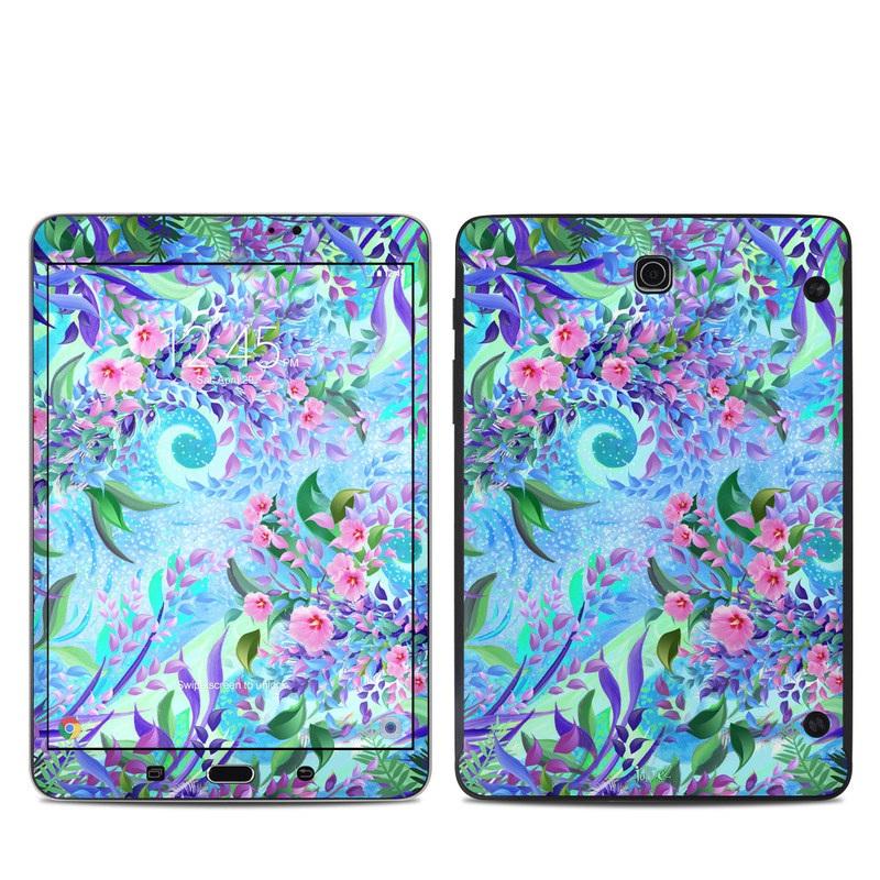 Lavender Flowers Samsung Galaxy Tab S2 8.0 Skin