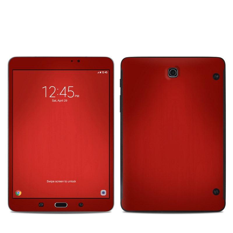 Red Burst Samsung Galaxy Tab S2 8.0 Skin