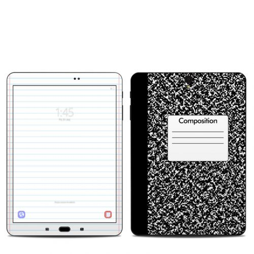 Composition Notebook Samsung Galaxy Tab S3 9.7 Skin