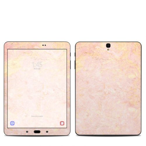 Rose Gold Marble Samsung Galaxy Tab S3 9.7 Skin