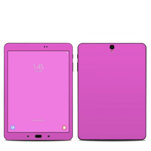 Solid State Vibrant Pink Samsung Galaxy Tab S3 9.7 Skin