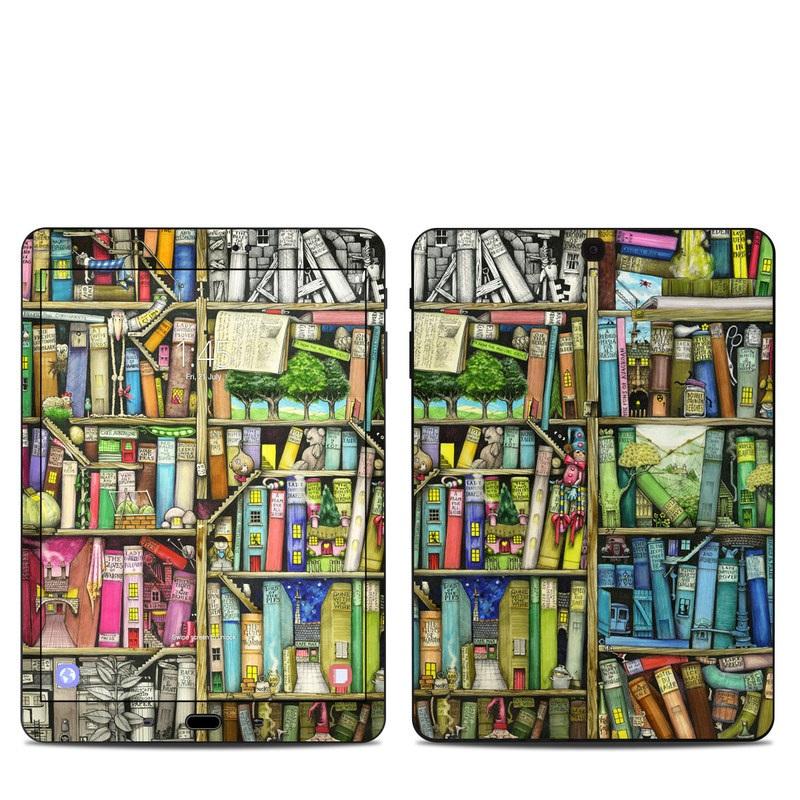 Bookshelf Samsung Galaxy Tab S3 9.7 Skin