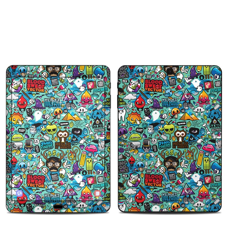 Jewel Thief Samsung Galaxy Tab S3 9.7 Skin