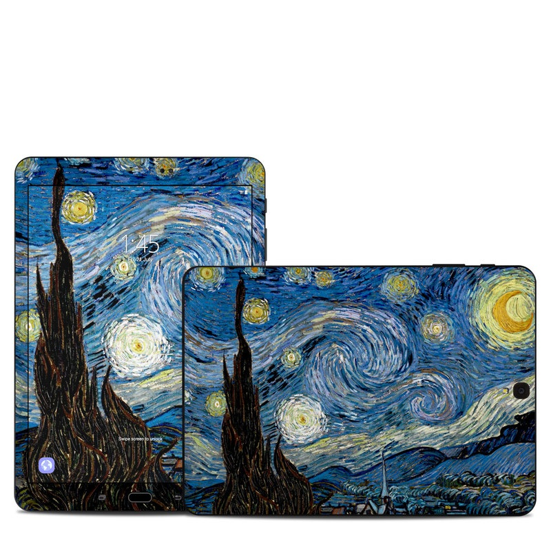 Starry Night Samsung Galaxy Tab S3 9.7 Skin
