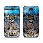 Skeleton King Samsung Galaxy S4 Skin