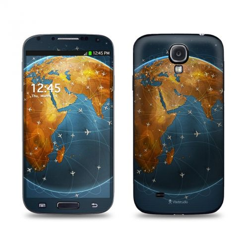 Airlines Galaxy S4 Skin