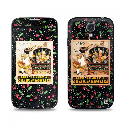 Chair of Bowlies Galaxy S4 Skin