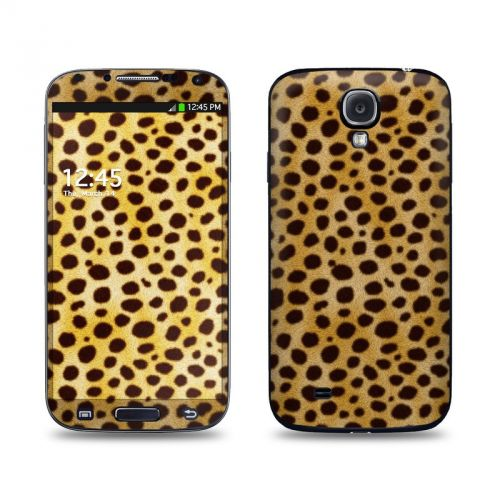 Cheetah Galaxy S4 Skin