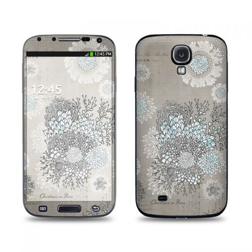 Christmas In Paris Galaxy S4 Skin