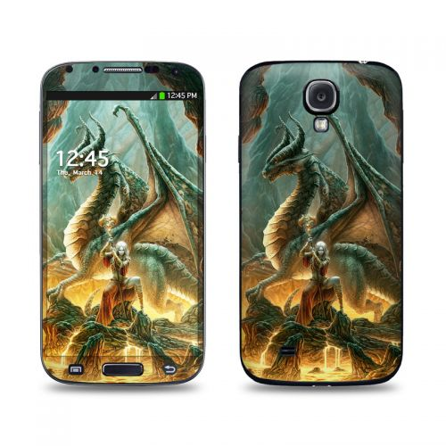 Dragon Mage Galaxy S4 Skin