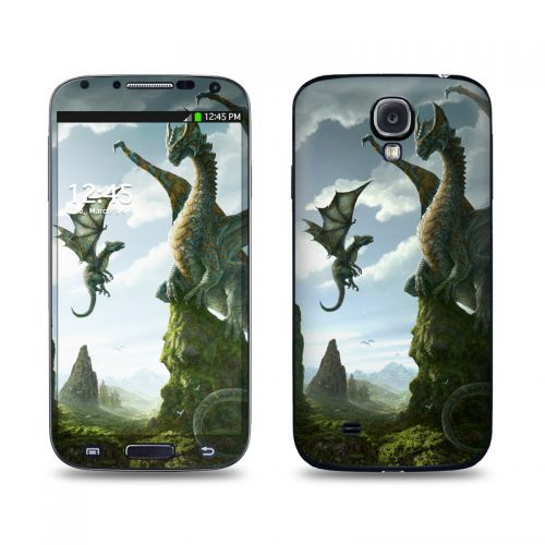 First Lesson Galaxy S4 Skin