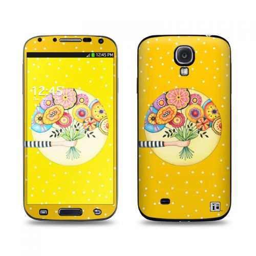 Giving Galaxy S4 Skin