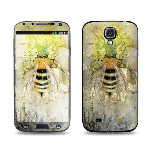 Honey Bee Galaxy S4 Skin