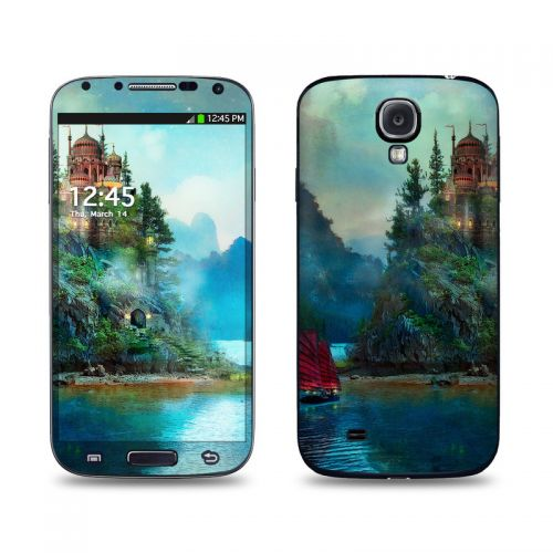 Journey's End Galaxy S4 Skin