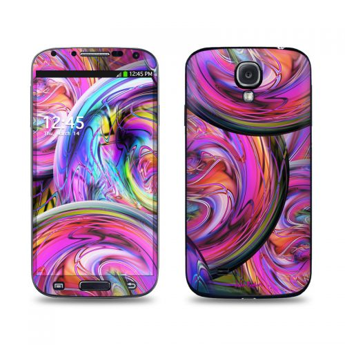 Marbles Galaxy S4 Skin