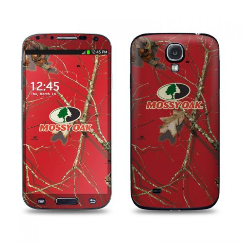 Break Up Lifestyles Red Oak Galaxy S4 Skin