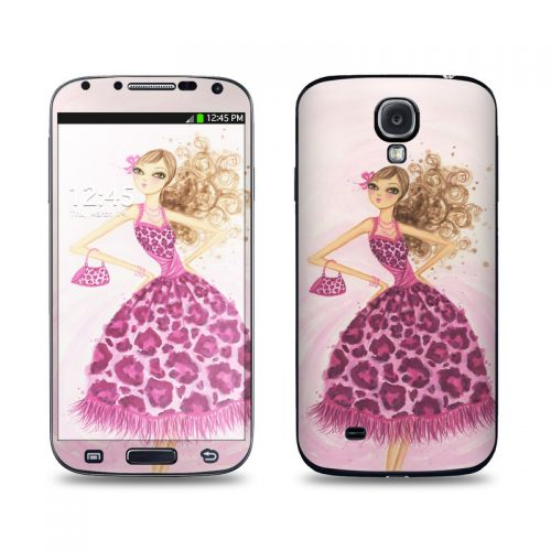 Perfectly Pink Galaxy S4 Skin