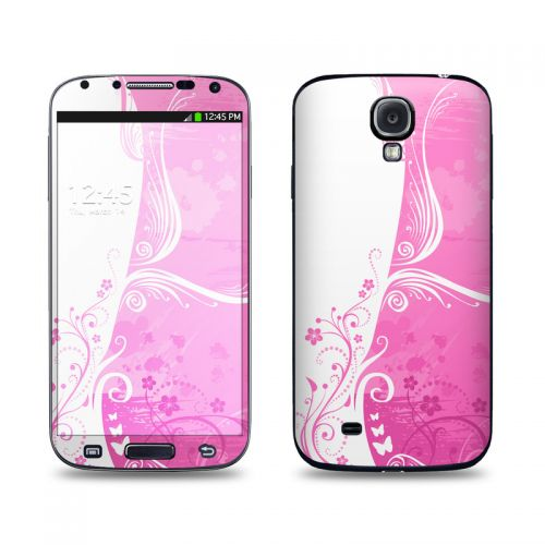 Pink Crush Galaxy S4 Skin